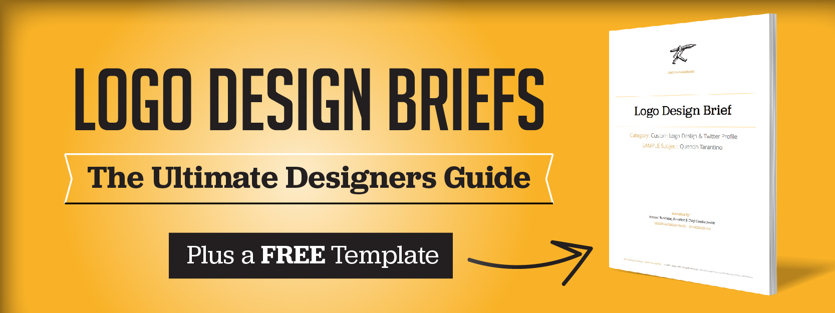 logo design brief the ultimate guide for designers