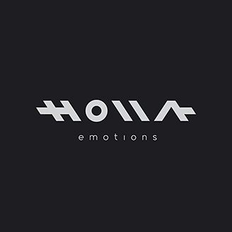 logo designed by Anna Kuts - Holla emotions