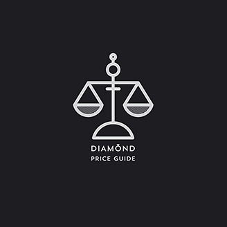 logo design by Anna Kuts - Diamond Price Guide