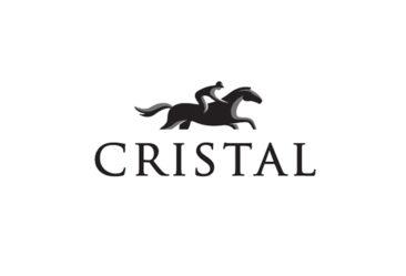 Cristal logo by graphic designer Dimitrije Mikovic