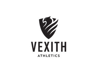 Vexith Athletics logo by graphic designer Dimitrije Mikovic