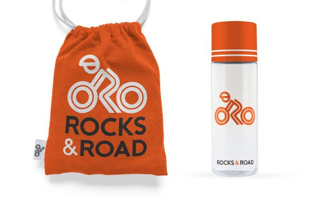 Examples of Rocks & Road packaging, designed by Ian Paget