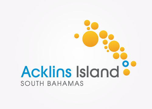logo for Acklins Island designed by Jacob Cass