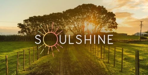 logo for Soulshine by Kyle Courtright