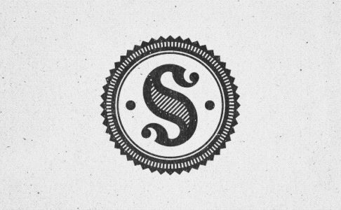 """S"" logo from logo designer Paul (Pavel) Saskin"