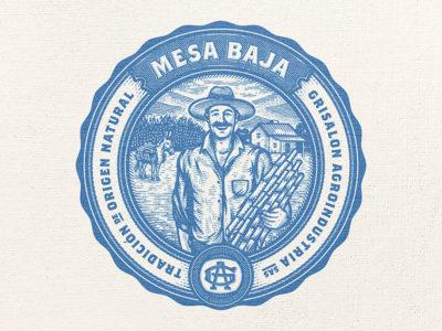 Logo, Mesa Baja, by Milos Milovanovic